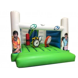 Château gonflable PLAY RUGBY n° L003-0170