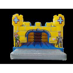 Château gonflable MEDIEVAL - n°L003-0190