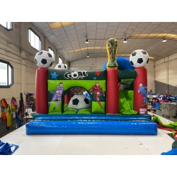 Playground gonflable FOOT- n° L020-0020