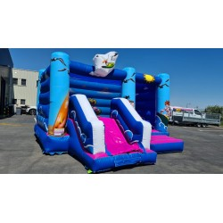 Playground gonflable PLAGE n° L020-0022