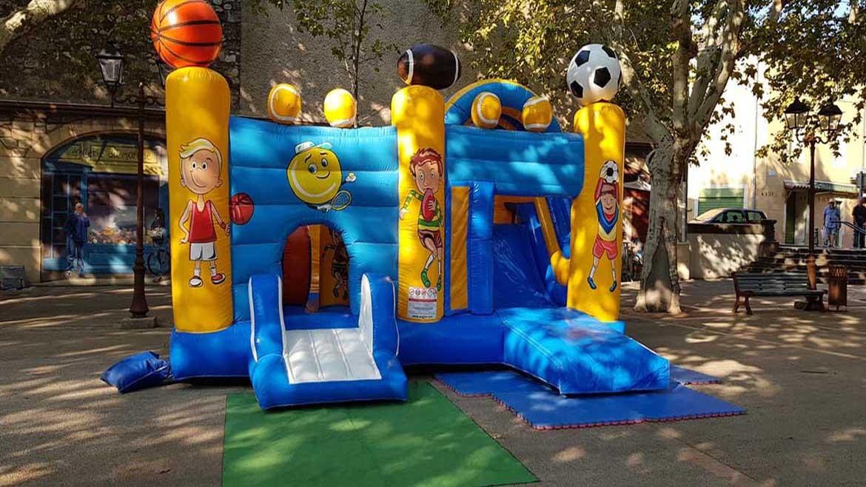 Playground SPORT - n° L020-0020